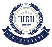 Our guarantee