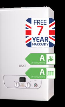 Baxi 600 Combi LPG overview - <span>24kW /30kW /36kW</span>
