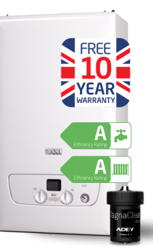 Baxi 800 Combi overview - <span>25kW /30kW /36kW</span>